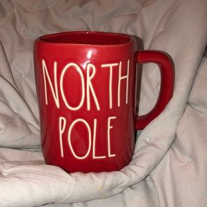 BRAND NEW rae dunn North Pole mug